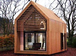 minimalist housing