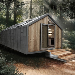 small eco house