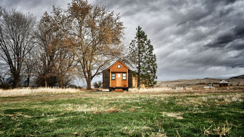 benefits of tiny house living