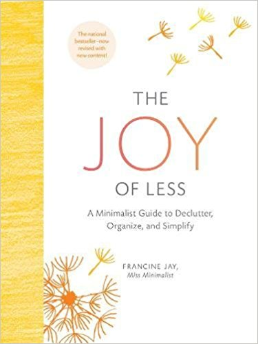 Joy of Less simple living book