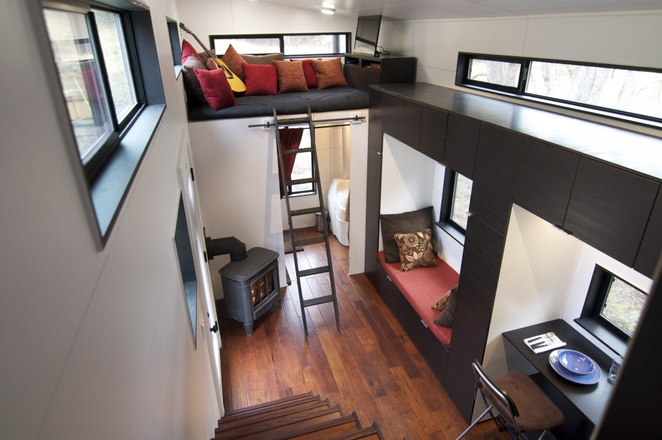 Could You Live In This Tiny House Change The Code
