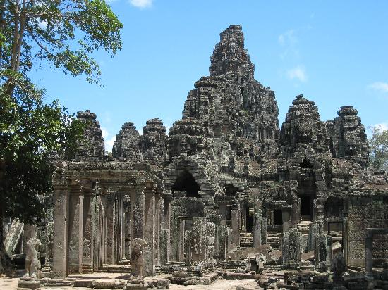 Ancient Temples of Siem Reap, Cambodia