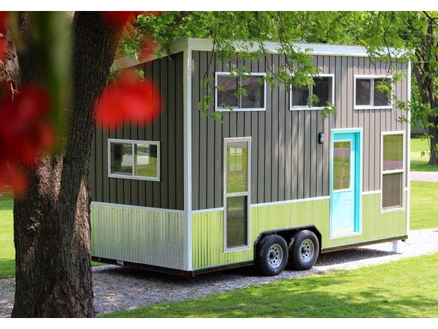 Tiny Modular House