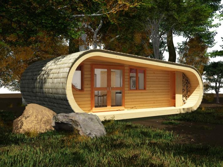 tiny house treehouse