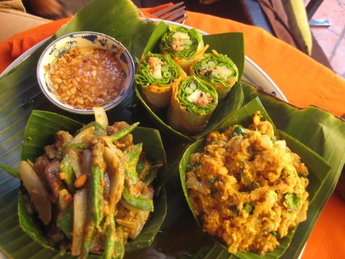 food of Cambodia