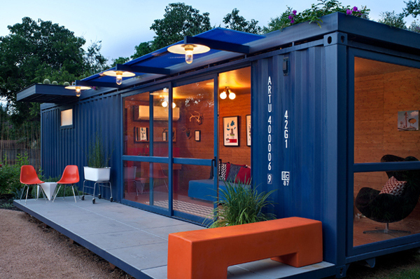 stunning shipping container homes