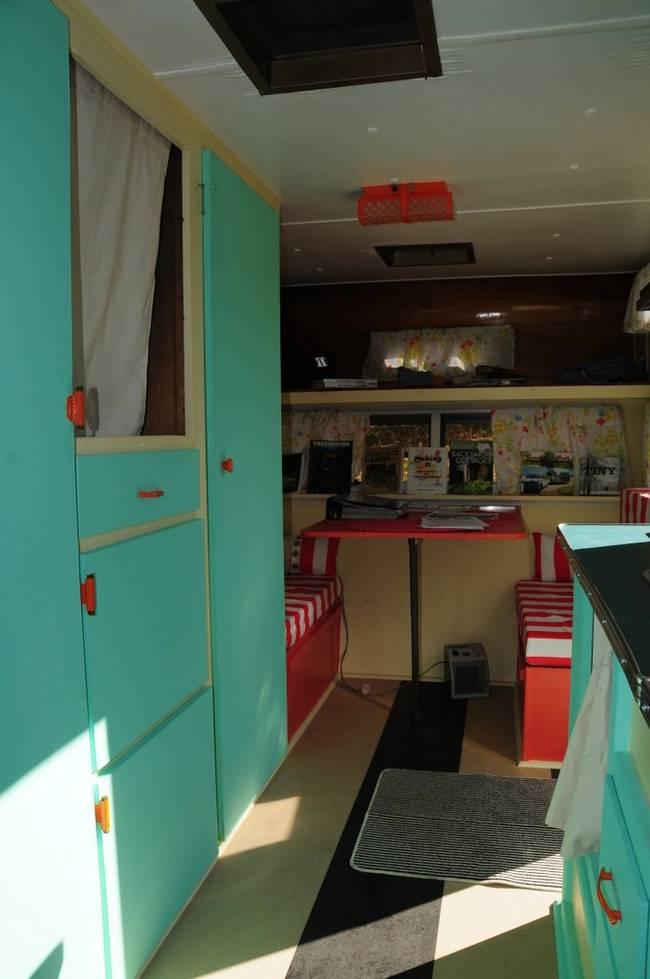 restored trailer tiny home