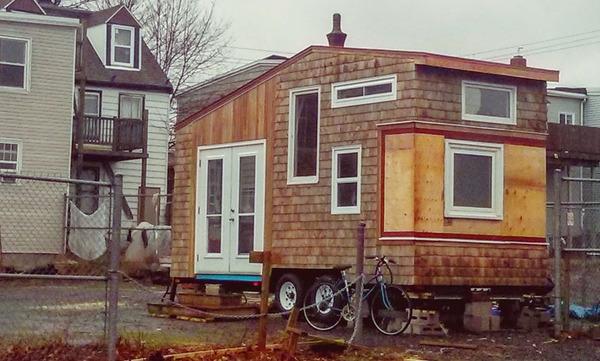 halifax tiny house