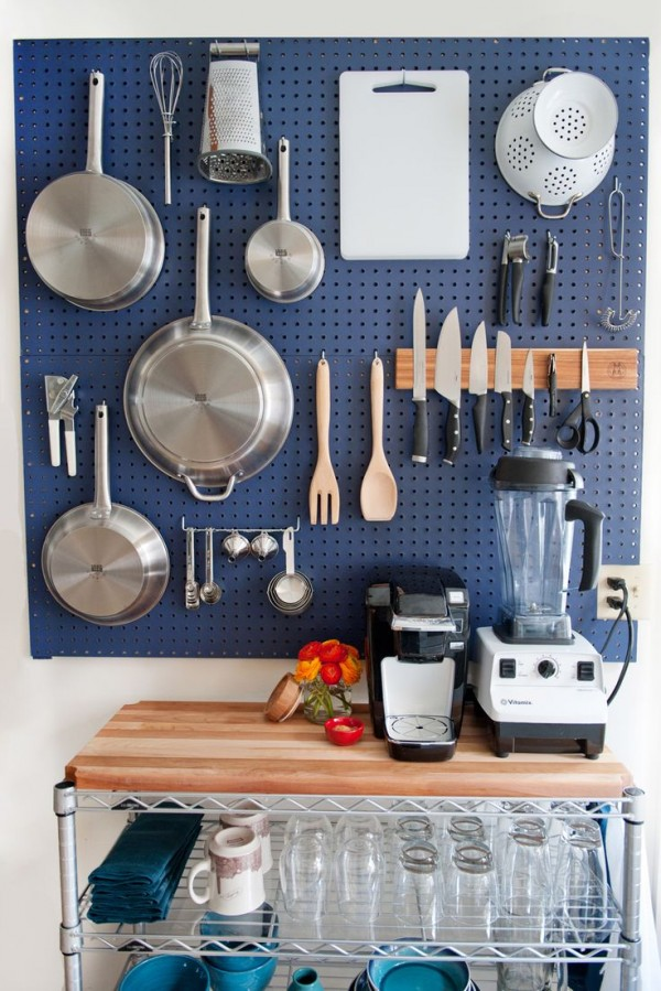 kitchen organizing hacks