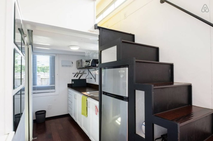 tiny house for rent