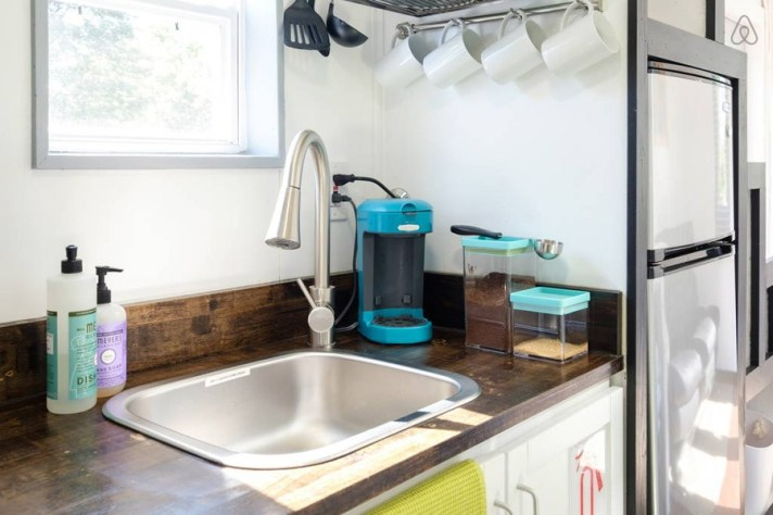 nashville tiny house for rent