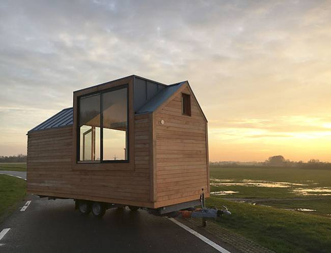 dutch tiny house