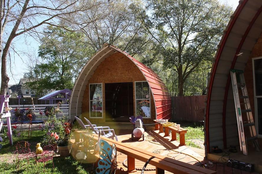 Prefab Tiny House Live Simply