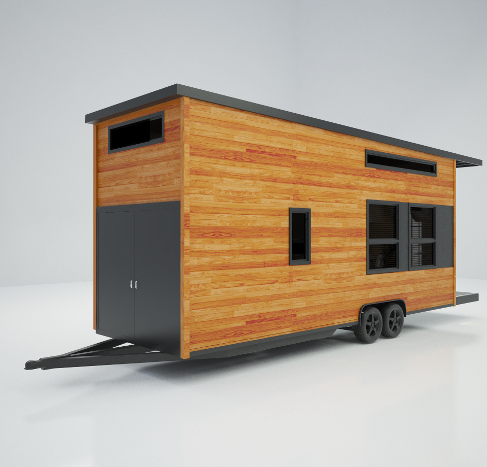 Custom built tiny houses and the builders who make them for Minimaliste houses