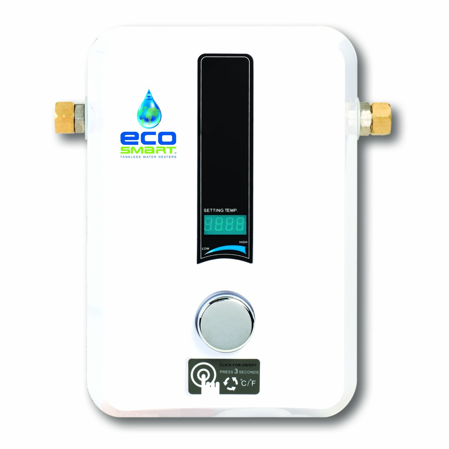Pros and cons of gas tankless water heaters - Ecosmart Eco 11 Electric Tankless Water Heater