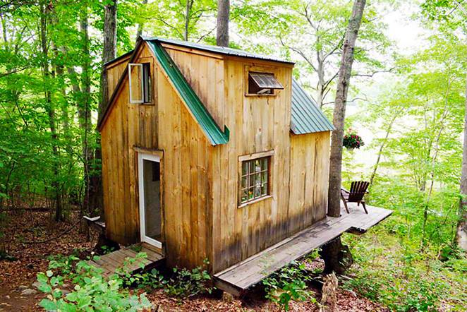 4000 dollar tiny house