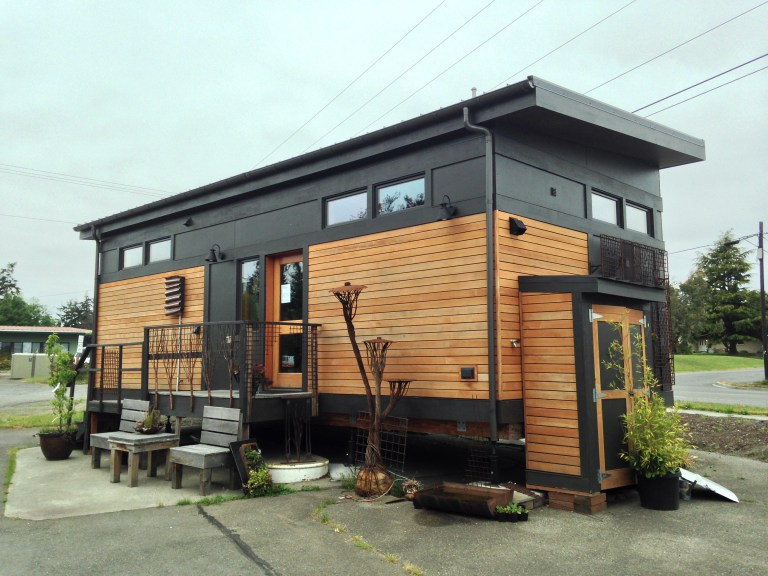 The Waterhaus Tiny House Is More Than A Tiny House WOW Change