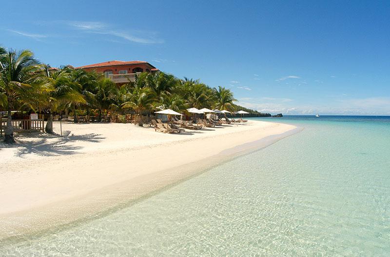West Bay Beach, Bay Islands, Honduras