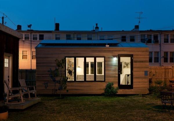 Minim Tiny House