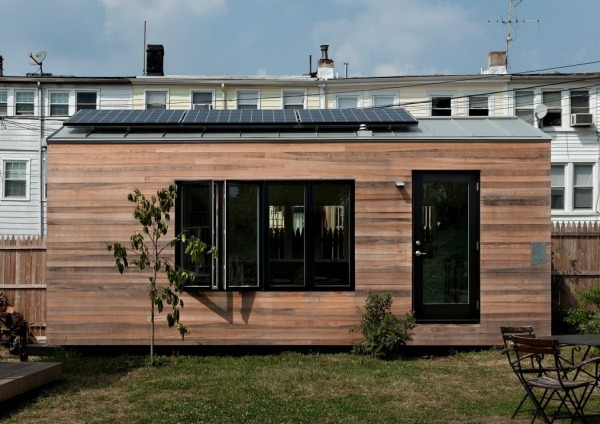 why tiny house livng
