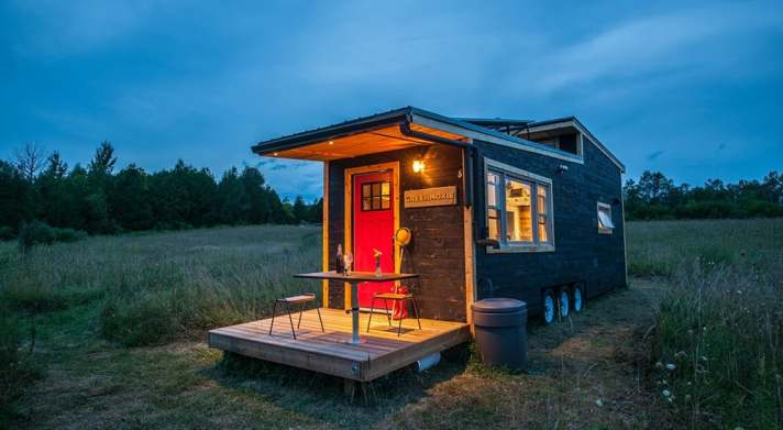 Why Live in A Tiny House