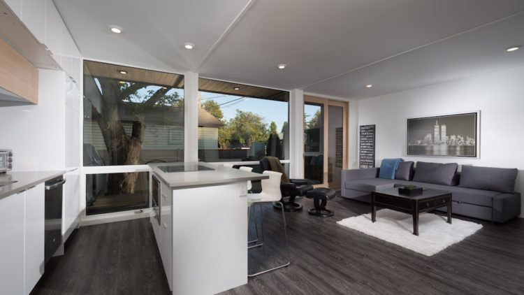 Honomobo Prefab Home interior