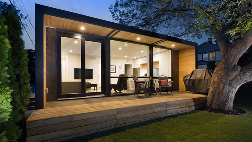 Honomobo Prefab Shipping Container Homes