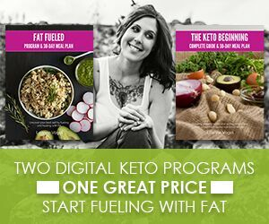 keto eating program