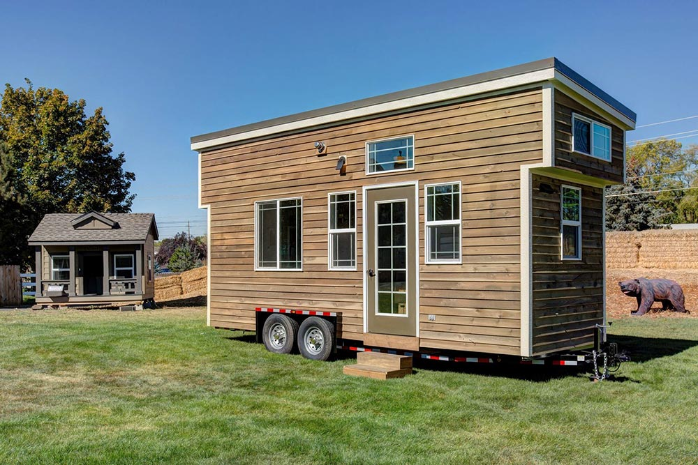 The Mouse House Tiny Home