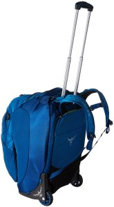 Osprey Meridian 60 Wheeled Backpack
