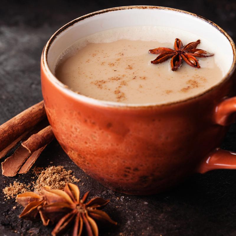 recipe chai pumpkin latte
