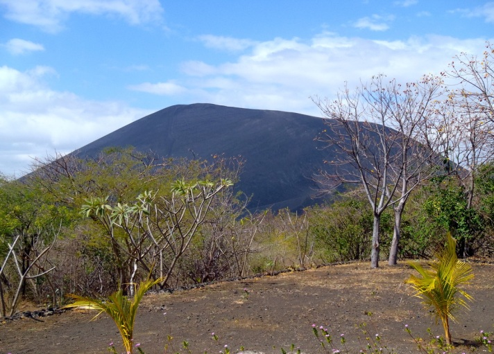 Leon Nicaragua Volcano