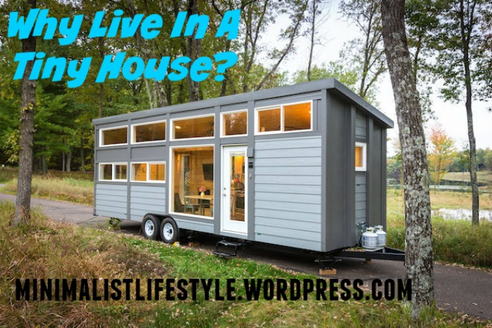 Why Live In A Tiny House They Just Make Sense Change The Code
