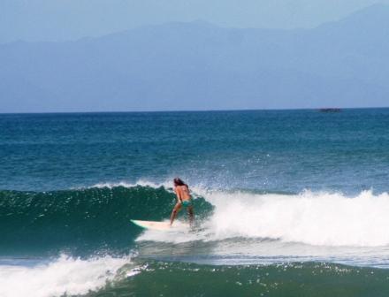 Playa Hermosa Nicaragua