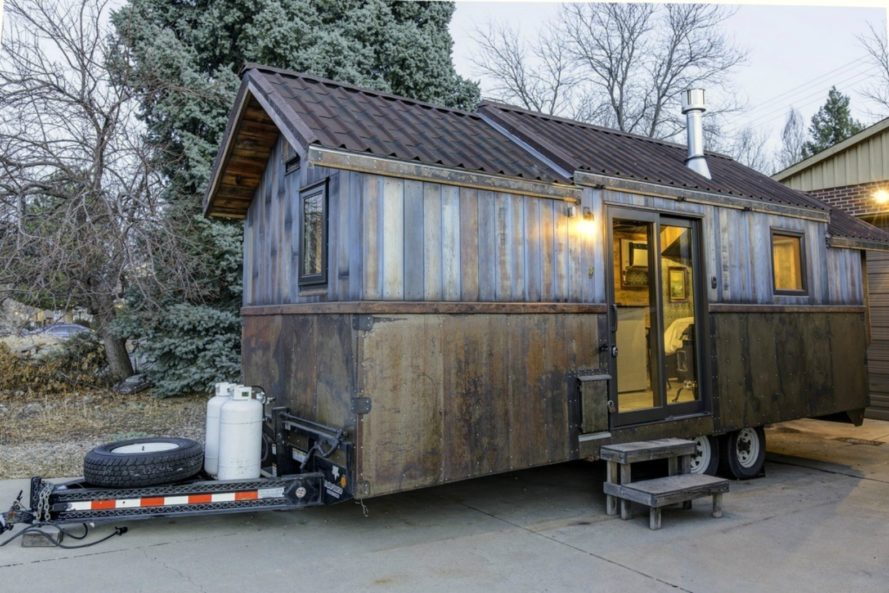 earth and sky palace tiny house