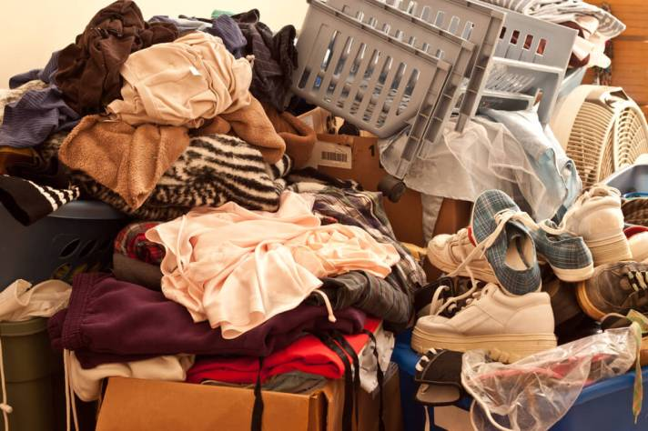 loss aversion and clutter