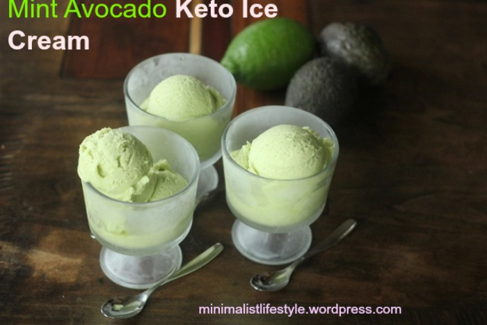 Low Carb Keto Ice Cream