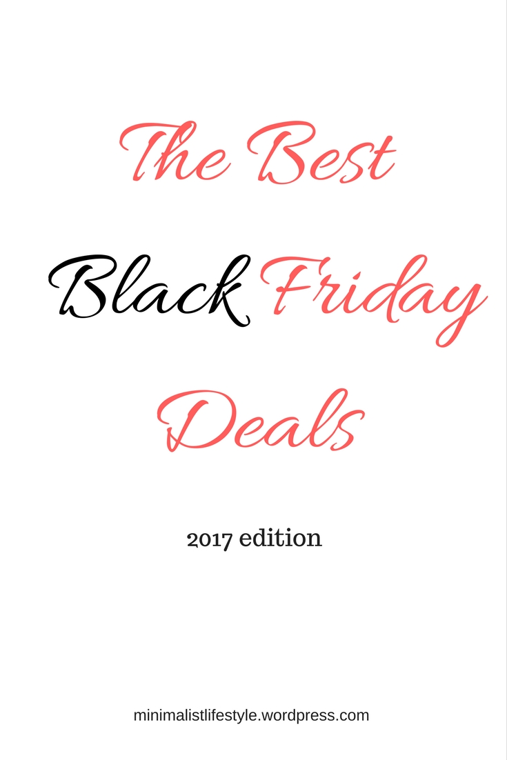 best black friday deals 2017