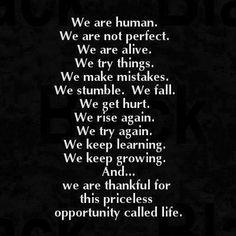 focus on progress not perfection
