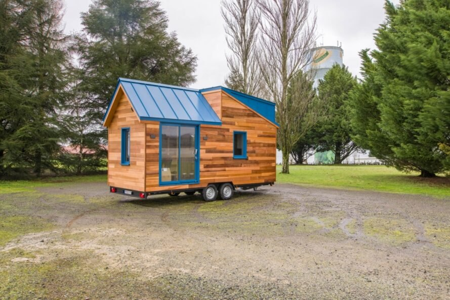 Mogote tiny house on wheels