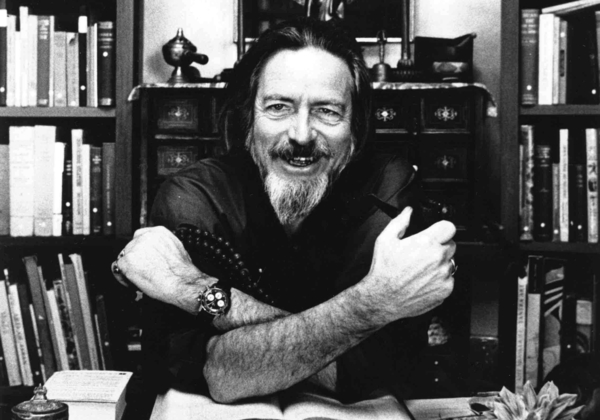 alan watts its all a game